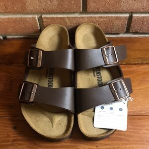 Birkenstock Arizona brown sandals 39 8 regular